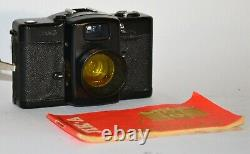 LOMOGRAPHY! USSR LOMO COMPACT LC-A camera with lens hood + Native passport (3)