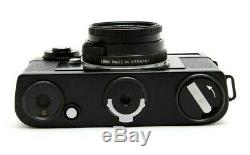 Leica Black CL Film Camera Body With 40mm f2 Summicron-C Lens With Hood #31613