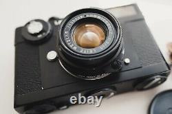Leica CL 35mm Rangefinder Film Camera with Leica Summicron-C 40mm f2 Lens