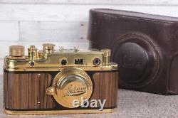 Leica D. R. P. Vintage Camera rangefinder Film Lens Elmar f3.5/50mm (zorki copy)