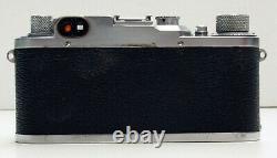 Leica IIIc 35mm Rangefinder Camera with Summitar 50mm f/2 Lens