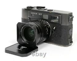 Leica M5 with 35mm F1.4 MC lens