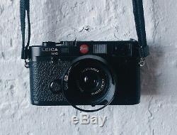 Leica M6 + 35mm Lens