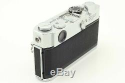 Lens TOP MINT Canon 7Sz 7S z Rangefinder Camera + 50mm F1.4 From Japan #664