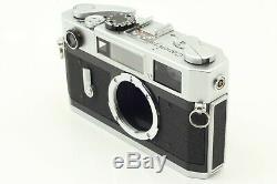 Lens TOP MINT Canon 7Sz Rangefinder Camera + 50mm F1.4 L39 LTM From Japan