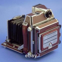 Linhof Super Technika IV B 6x9 Camera with Rodenstock Heligon 90mm 3.2 Lens