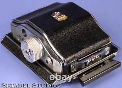 Linhof Technika III 2x3 Outfit +65/105/180mm Lenses +case +filters +holders Nice