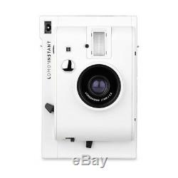 Lomography Lomo'Instant White Instant Film Camera Wide Angle Lens Photography