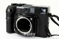 MAMIYA 6 New Rangefinder Film Camera with50 75 150 Lens Set Excellent++ Tested