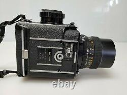 MAMIYA M645 1000S 6x4.5 Film Camera with 55mm f2.8 Lens, from Japan