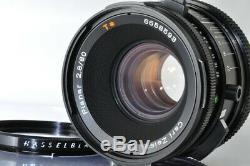 MINTHasselblad 500CM Body + CF 80mm F/2.8 Lens + A12 Film back #4102