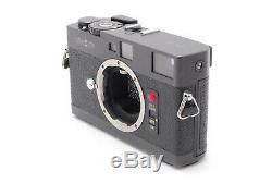 MINTMinolta CLE Film Camera 40mm f/2 Lens Auto CLE Leica M Mount From JAPAN