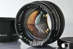 MINTNikon S3 Limited 35mm Rangefinder Film Camera + Nikkor-S 50mm F/1.4 Lens