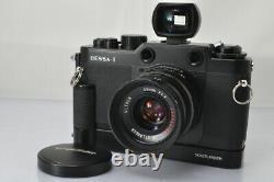 MINTVoigtlander Bessa-T+Ultron 35mm F/1.7 Lens + Trigger Winder + 35mm Finder