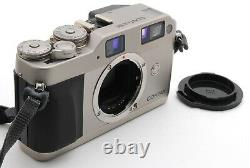 MINT BOXEDContax G1 Rangefinder Film Camera 45mm f/2 Lens From JAPAN