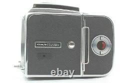 MINT CLA'd Hasselblad 500C/M 500CM + C 80mm F/2.8 + 12A Type II From JAPAN