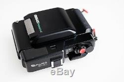 MINT Fuji Fujifilm GS645 Pro 75mm f3.4 lens, NEW BELLOWS, from UK (mini GF670)