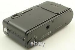 MINT Fuji Fujifilm Klasse Black Point & Shoot 38mm f2.6 Lens From Japan #1059