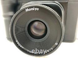 MINT / Late Model New Mamiya 6 MF FILM CAMERA + G 75mm F3.5 L LENS From JAPAN