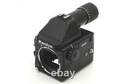 MINT Mamiya 645E 6x4.5 Medium Format Sekor C 45mm f/2.8 N Wide Lens From JAPAN