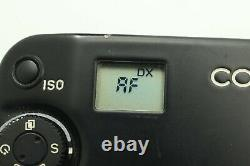MINT in Box Contax G2 Black Body + Planar 45mm f2 Lens TLA200 From JAPAN #507
