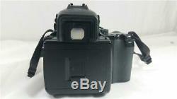 Mamiya 645AF Camera Medium Format Film Lens Shade & Film Extension