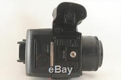 Mamiya 645 AF Film Camera with AF 80mm F2.8 lens + 120 Film Back 4594#J310550