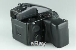Mamiya 645 Pro Medium Format Film Camera + C 80mm F/2.8 N Lens #22465 E4