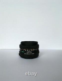 Mamiya 645 Pro kit AE finder, Motor winder grip, SEKOR C 80mm F2.8 N lens