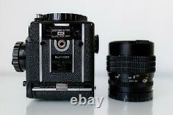 Mamiya 645j Medium Format Film Camera with Prism Finder And Sekor 45mm Lens