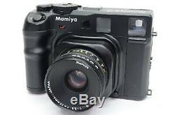 Mamiya 6 BODY 75mm f/3.5 LENS SET! Medium Format Film Camera