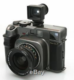 Mamiya 7 6x7 Rangefinder and 43mm F4.5 Lens