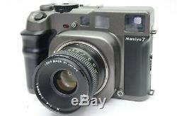 Mamiya 7 BODY 80mm f/4 LENS Medium Format Camera