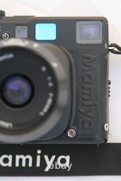 Mamiya 7 II Black + 80 mm Lense Kit