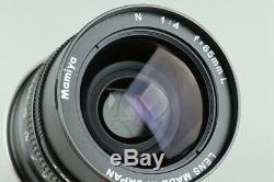 Mamiya 7 Medium Format Rangefinder Film Camera + 65mm F/4 Lens #24985 E2