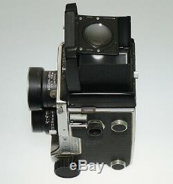 Mamiya C220 Pro TLR Camera With Sekor 65mm f/3.5 Lens, Excellent Condition