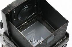 Mamiya C33 Pro TLR with SEKOR 80mm F/ 2.8 Lens JAPAN 210309