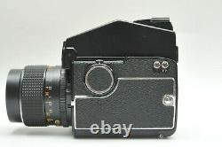 Mamiya M645 Film Camera with Sekor C Wide Angle 55mm f/2.8 Lens + AE Finder