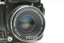 Mamiya M645 J Film Camera with Sekor 80mm f/2.8 Lens + AE Finder