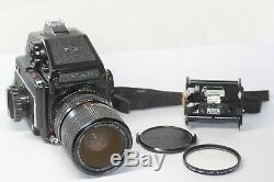 Mamiya M645 Medium Format Film Camera Body & Sekor Zoom C 55-110mm F/4.5 Lens