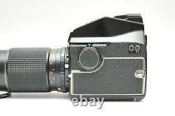 Mamiya M645 Medium Format Film Camera with SEKOR C 210mm f/4 Lens