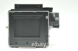 Mamiya M645 Super with 120 Back With 80mm f4 Sekor Macro C Lens