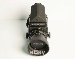 Mamiya RB67 Pro S Medium Format Film Camera with 90mm Lens, and more (Read)