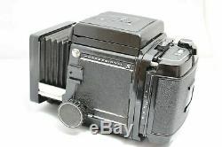 Mamiya RB67 Pro s Medium Format Film Camera Sekor C 127mm Lens From Japan