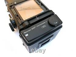 Mamiya RZ67 PRO outfit with 180mm Portrait lens (RZ 67)