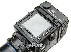 Mamiya RZ67 PRO outfit with 90mm and 180mm lenses (RZ 67)