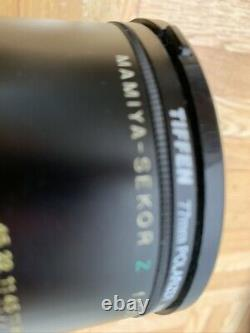 Mamiya Rz67 Professional With Lens Extras Nr Dont Know Anything About It