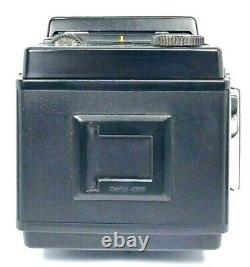 Mamiya rz67 Medium Format Camera w. WLF, 220mm FB & 150mm Sekor Lens from Japan