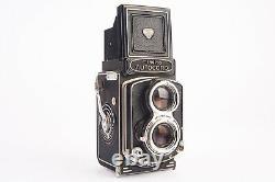 Minolta Autocord MXS TLR 120 Film Camera with Chiyoko Rokkor 75mm f/3.5 Lens V12