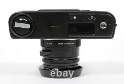 Minolta CLE 35mm rangefinder camera with M-Rokkor 28mm F2.8 lens